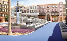 El nuevo recorrido oficial de la Semana Santa de Málaga reducirá la altura de la tribuna y contará con más medidas de seguridad