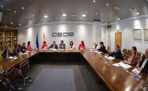 La Málaga empresaria se vende en Madrid