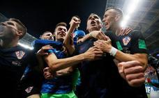 Croacia tira de orgullo para hacer historia