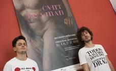 Ángelo Néstore y Martín de Arriba cuestionan los modelos de masculinidad en una exposición en el Ateneo