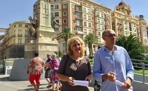 Zorrilla quiere que se visualice el Fuerte de San Lorenzo en la Alameda