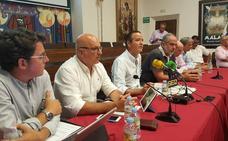 Así ha sido la presentación del proyecto del nuevo recorrido oficial de la Semana Santa de Málaga