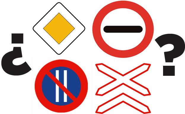 ¿Eres capaz de superar este test de señales de tráfico?