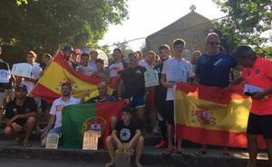 Seis medallas para los pilotos malagueños en la Copa Ibérica disputada en Oporto