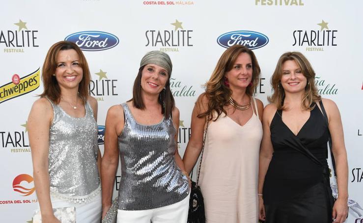 Luis Miguel estrena la nueva edición de Starlite Marbella