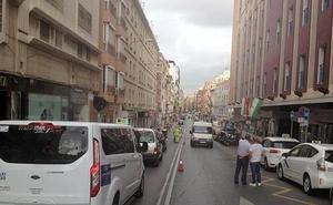 La Policía investiga un tiroteo registrado esta madrugada en Málaga