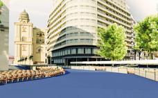 El nuevo recorrido oficial de la Semana Santa de Málaga es bien recibido por Ayuntamiento, comerciantes y vecinos