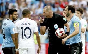 El argentino Pitana pitará la final