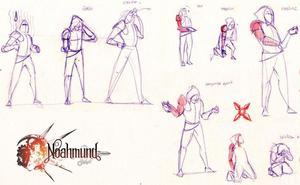 El último videojuego que llega a Japón, 'Noahmund', tiene sello malagueño