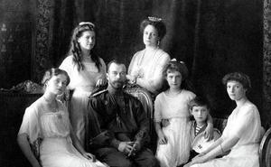 La noche en la que mataron a la familia del último zar de Rusia