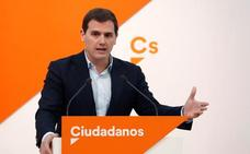 Albert Rivera presentará el lunes a los cabezas de lista de Ciudadanos para las andaluzas