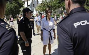 190 policías nacionales reforzarán la seguridad en Málaga durante el verano