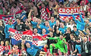 Francia-Croacia: combate de ideales en Luznhiki