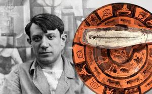 Picasso en la cocina