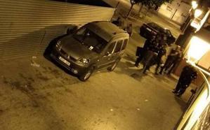 Despliegue policial en La Trinidad ante un nuevo tiroteo, el segundo en menos de 24 horas en la zona
