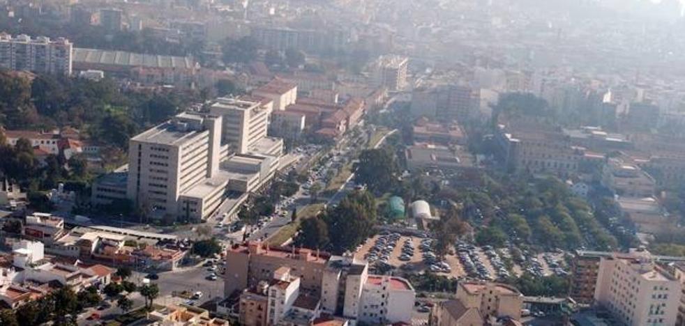 Podemos asegura que Salud carece de dinero para acometer el nuevo hospital de Málaga