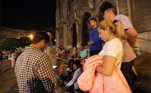 Encuentran en buen estado en Gijón a Natalia Ramos, la menor desaparecida en Avilés