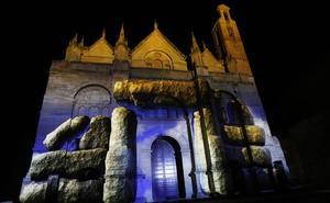 Luces, magia y velas en Antequera para celebrar el segundo año como Patrimonio Mundial