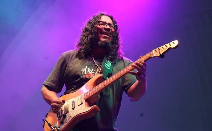 La guitarra de Raimundo Amador conquista Mijas