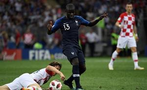 Francia, un triunfo desde el físico hasta el orgullo