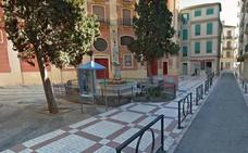 Tres detenidos por causar lesiones graves a un joven en la Plaza San Francisco de Málaga capital