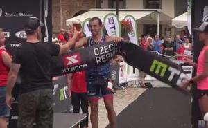 Ruzafa logra su quinto triunfo consecutivo en triatlón cross