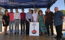 Presentan el cartel del concurso de albañilería de la peña El Palustre