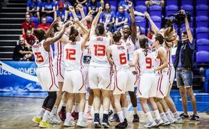 España, campeona en el Europeo sub-20 femenino