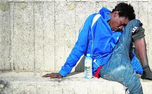 Más de 850 inmigrantes llegan a las costas andaluzas