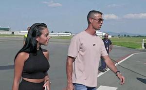 Cristiano Ronaldo aterriza en Turín para formalizar su fichaje por la Juventus