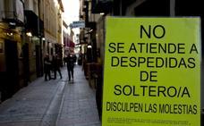 El PSOE, a favor de prohibir las «despedidas de soltero salvajes» en Málaga