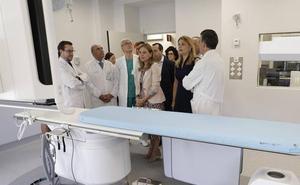 Carlos Haya incrementará los cateterismos cardíacos un 40% con una nueva unidad de Hemodinámica