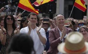Rivera presenta este lunes en Sevilla a los cabezas de lista de Ciudadanos para las andaluzas