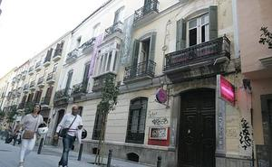 El Ayuntamiento de Málaga notifica el desalojo de la Casa Invisible en 15 días