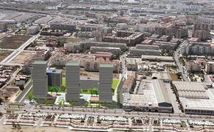 Autorizan demoler las naves que darán paso a tres torres de pisos junto a La Térmica