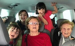 «La guerra siempre la gana el alemán». El relato de una hija sobre su madre con Alzhéimer