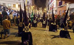 La calle Carretería perderá protagonismo con los itinerarios del nuevo recorrido oficial de la Semana Santa de Málaga