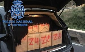 Cae una banda que transportaba droga desde Málaga a Francia con el método 'go fast'