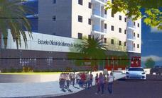 La nueva sede de la Escuela de Idiomas de Marbella se financiará con fondos procedentes del 'caso Malaya'