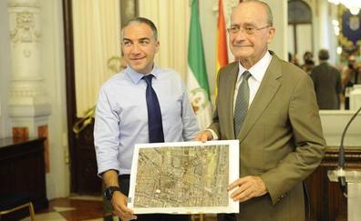 El alcalde ofrece los terrenos del hospital Civil para el tercer hospital