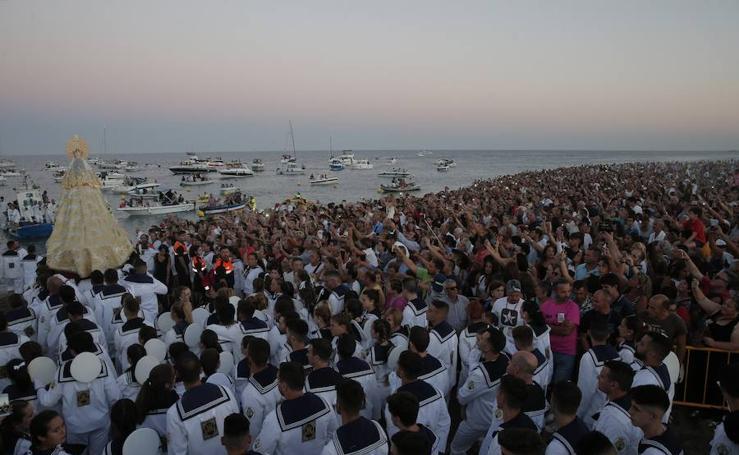 Un recorrido por las procesiones de la Virgen del Carmen en la provincia de Málaga 2018