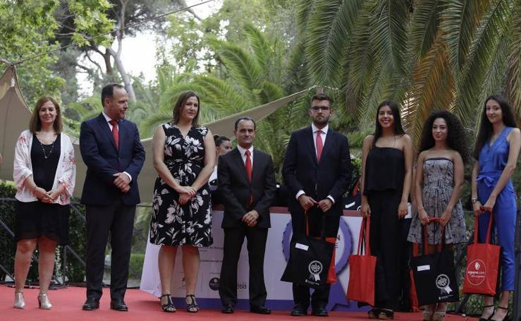 Entrega de los X Premios de Educación 'Ciudad de Málaga'