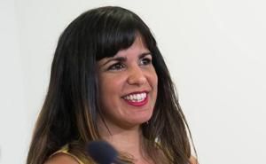 Teresa Rodríguez califica su victoria en las primarias de «una especie de 28F de Podemos»