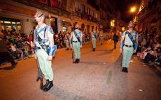 Mena y La Legión dejarán de pasar por la calle Carretería el Jueves Santo