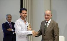Entrega del XXVI Premio de Poesía Manuel Alcántara