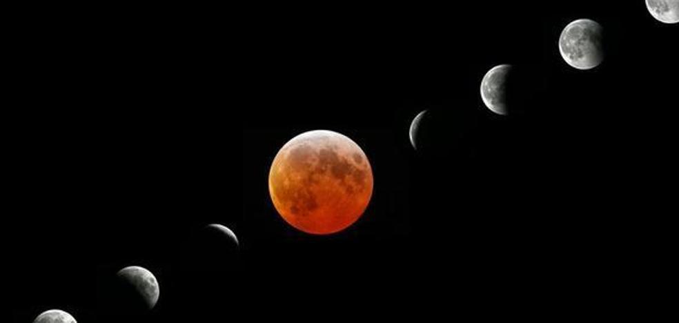 'Luna de fuego', llega el eclipse lunar más largo del siglo