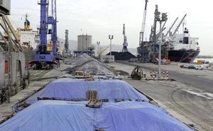 El Puerto de Málaga agota el espacio disponible para nuevas instalaciones de almacenamiento