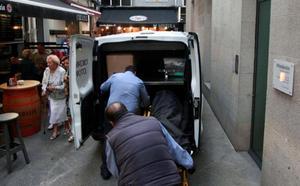 Una mujer en fase terminal, degollada por su marido en A Coruña