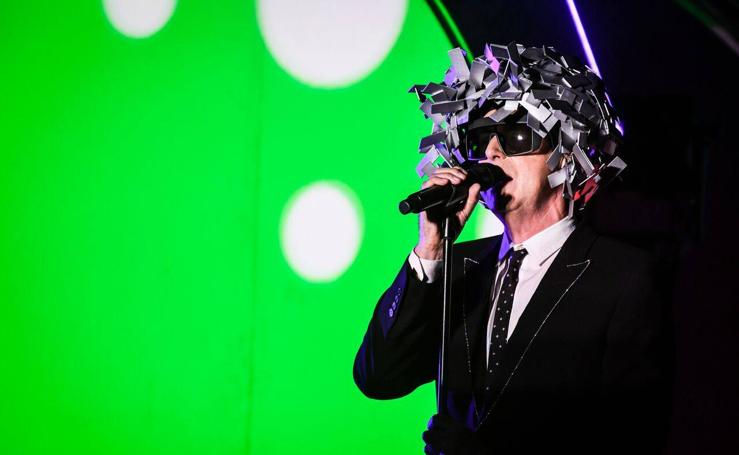 Pet Shop Boys brillan en el Starlite 2018 de Marbella