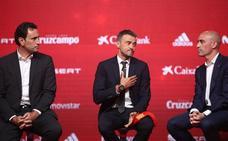 Luis Enrique promete una «evolución» para la selección española